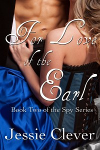 For Love of the Earl Book Two