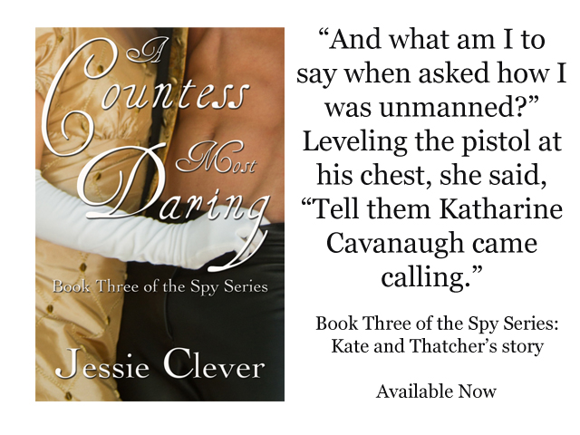 Home page blurb now available Countess Most Daring