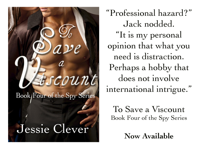 To Save a Viscount Now Available