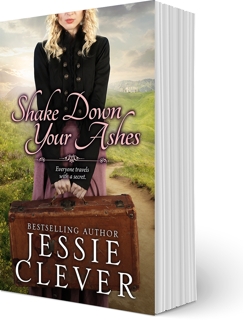 Excerpt: Shake Down Your Ashes