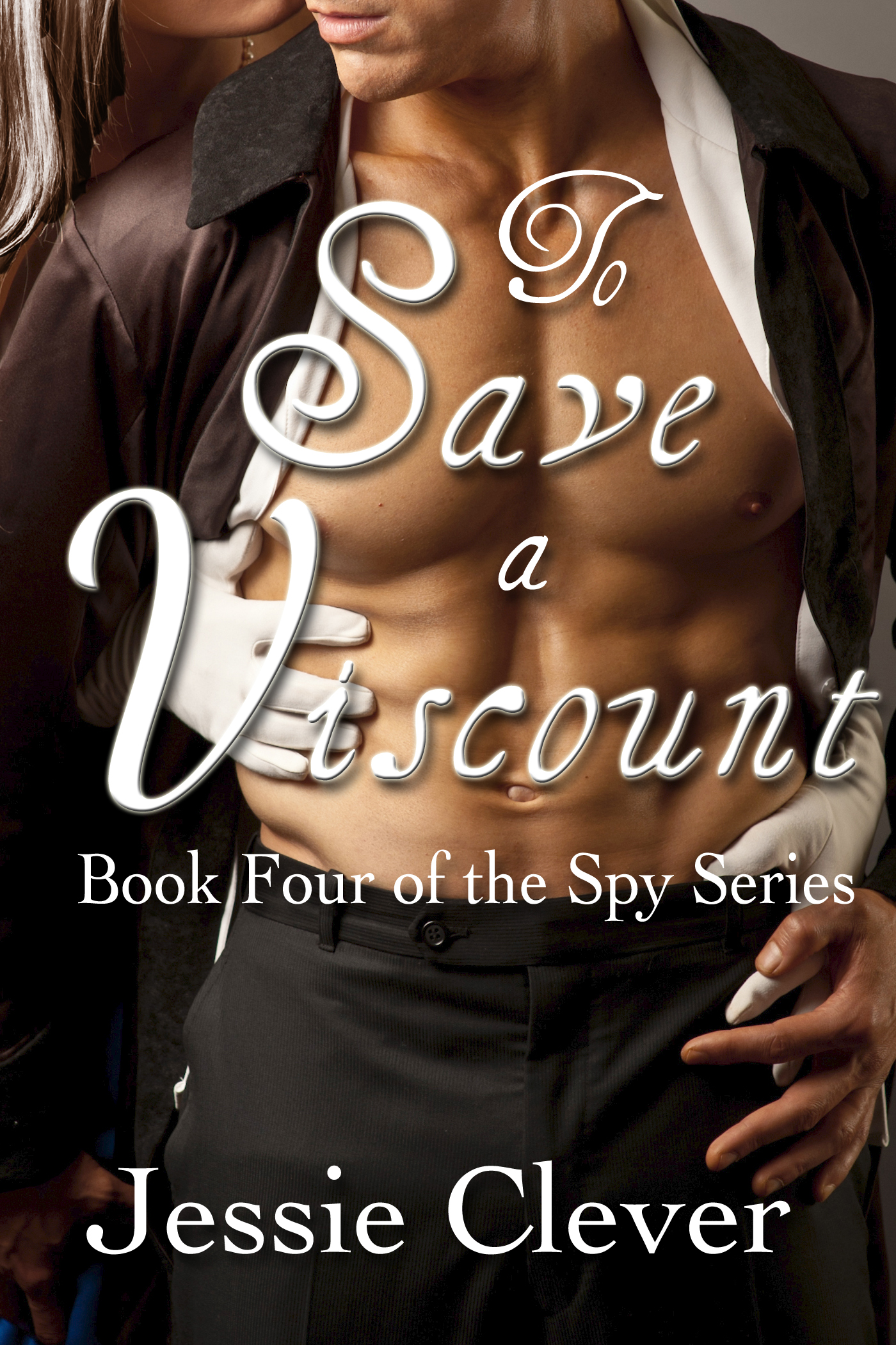 Cover Reveal: To Save a Viscount