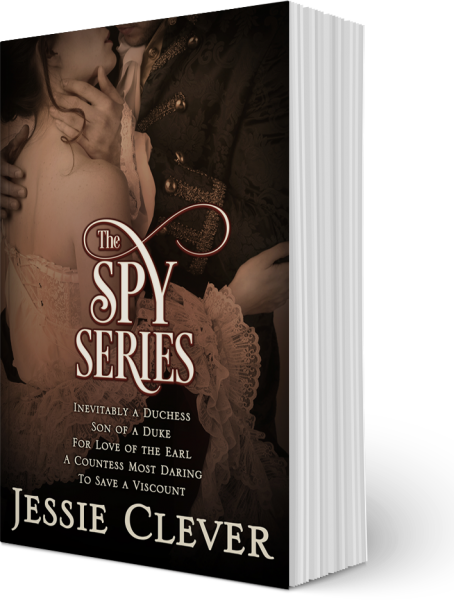 The Spy Series Bundle