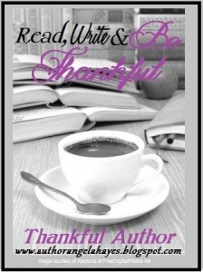 Thankful Author Event