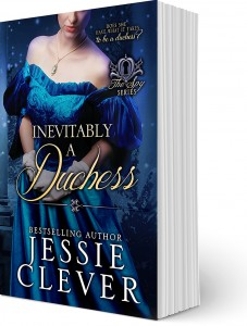Inevitably a Duchess, a Spy Series Novella