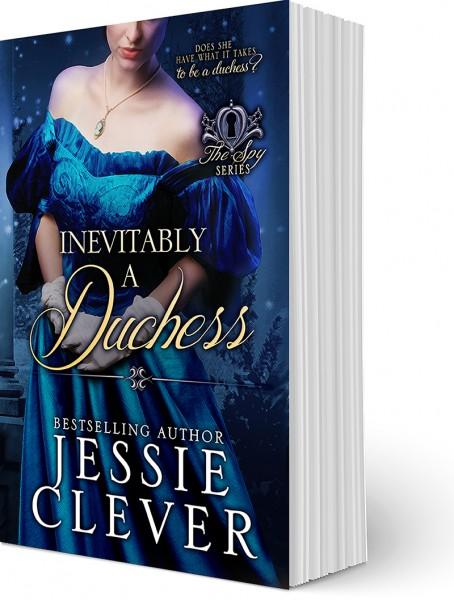 Inevitably a Duchess: A Spy Series Novella