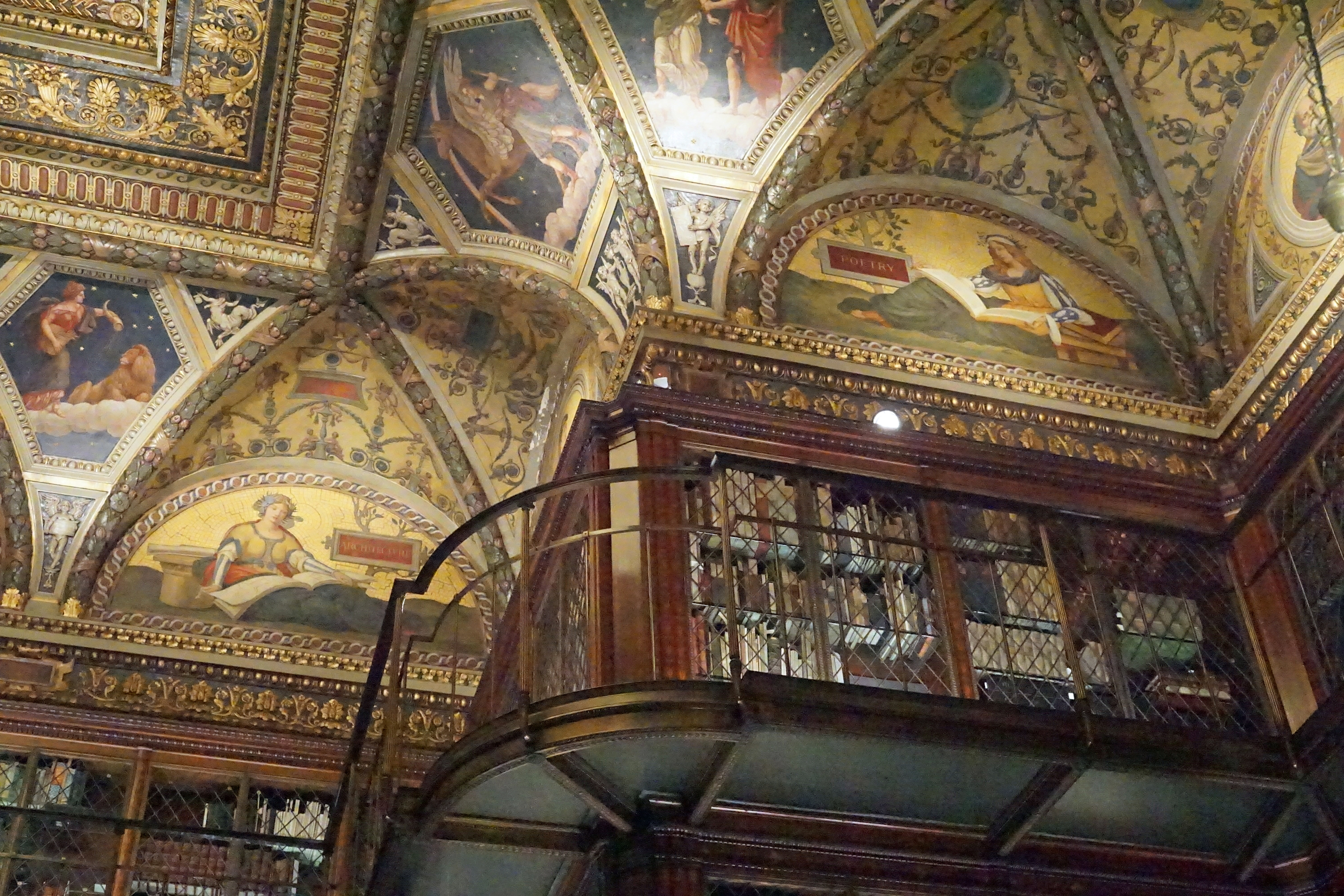 My Research Trip to the Morgan Library and Museum: The Books