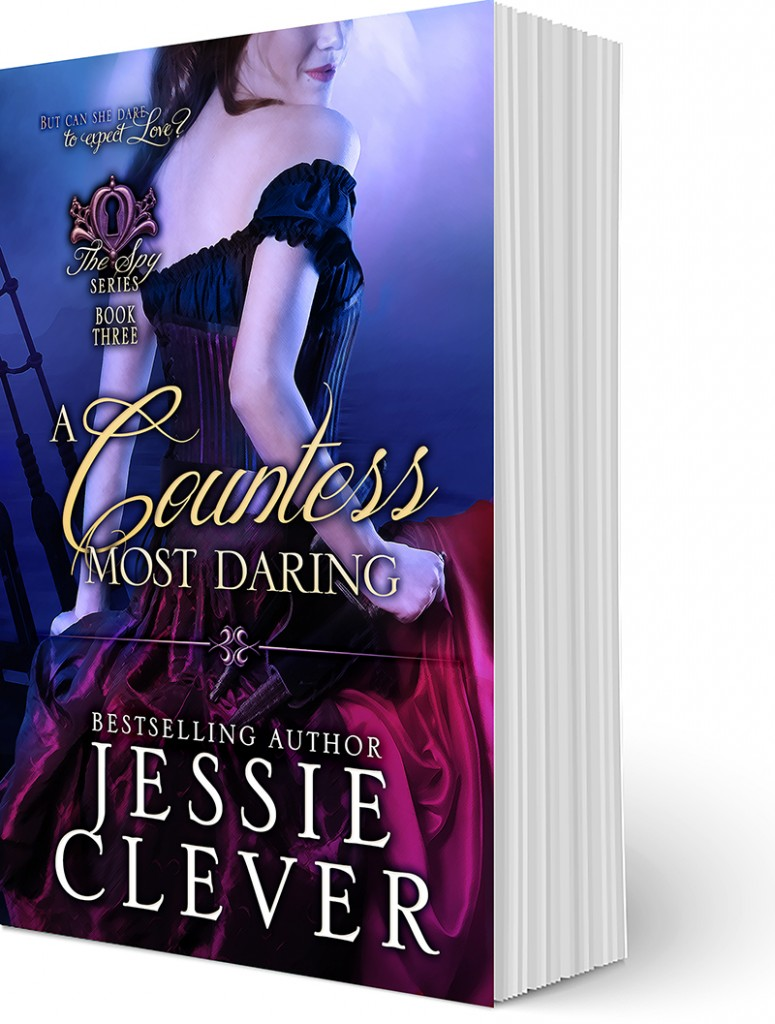 A Countess Most Daring, a Regency romance
