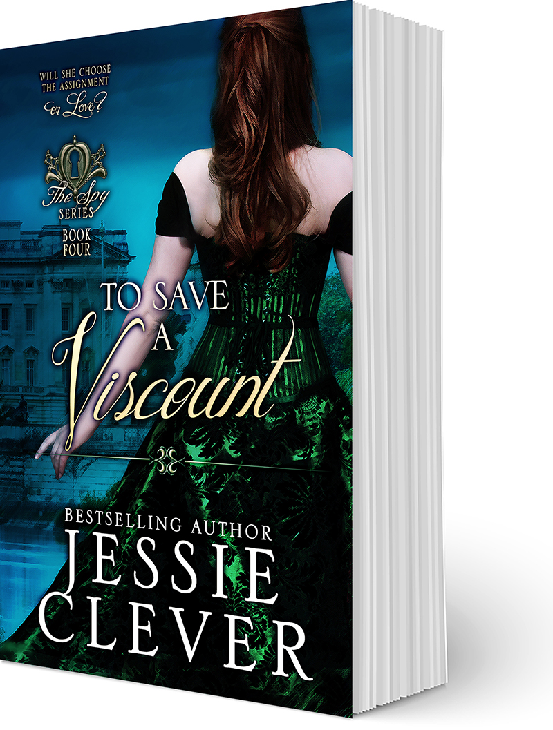 Available for the First Time in Paperback: To Save a Viscount, a Regency Romance