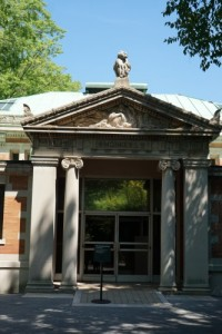 Original Primate Building, Bronx Zoo