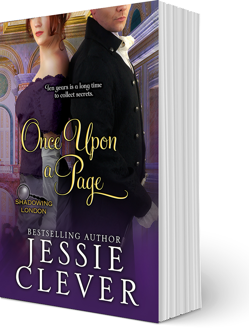 Coming September 2017: Once Upon a Page