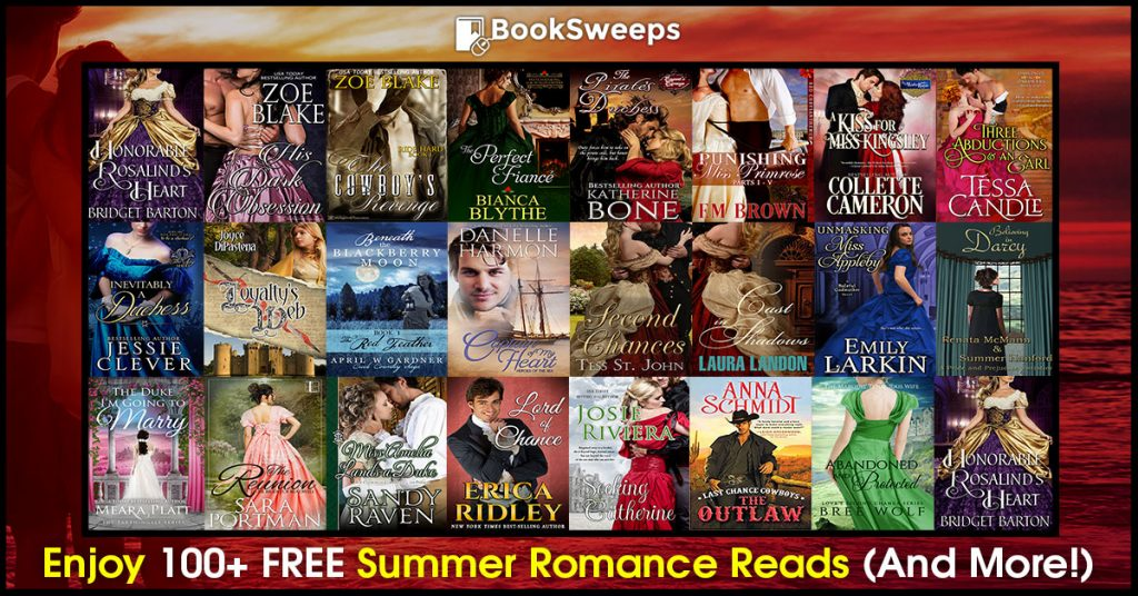 BookSweeps Romance Novel Contest