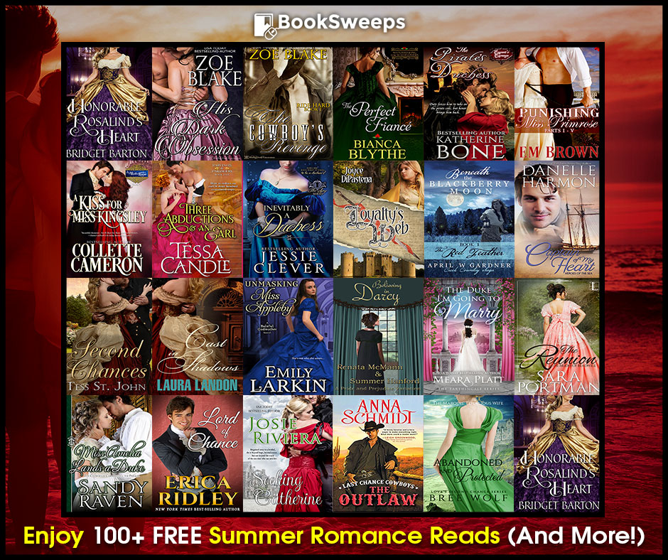 BookSweeps Romantic Short Stories and Romance Novels Giveaway