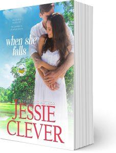 When She Falls, a contemporary romance