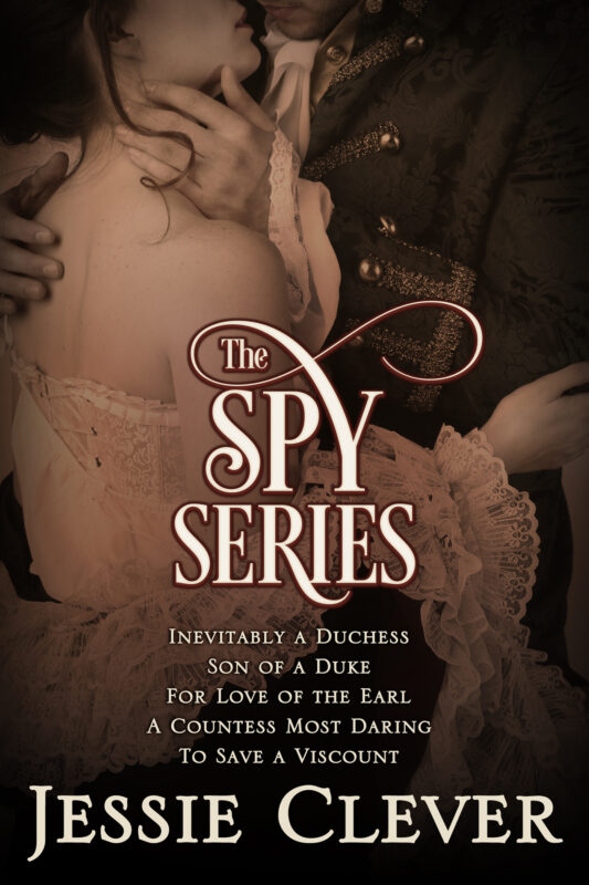 The Spy Series Collection