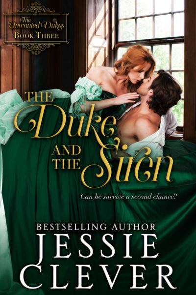 The Duke and the Siren book cover