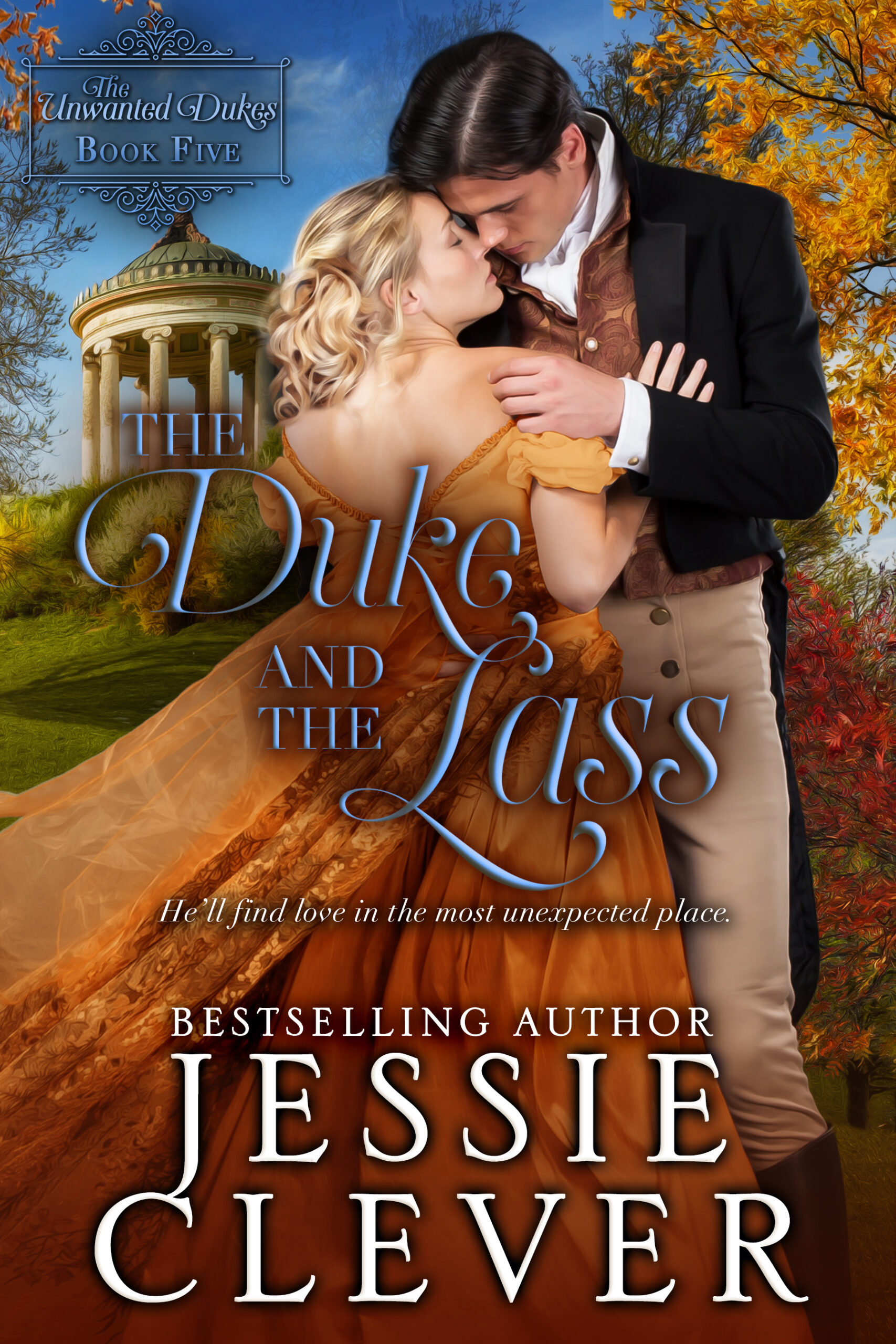Now Available for Pre-Order: The Duke and the Lass