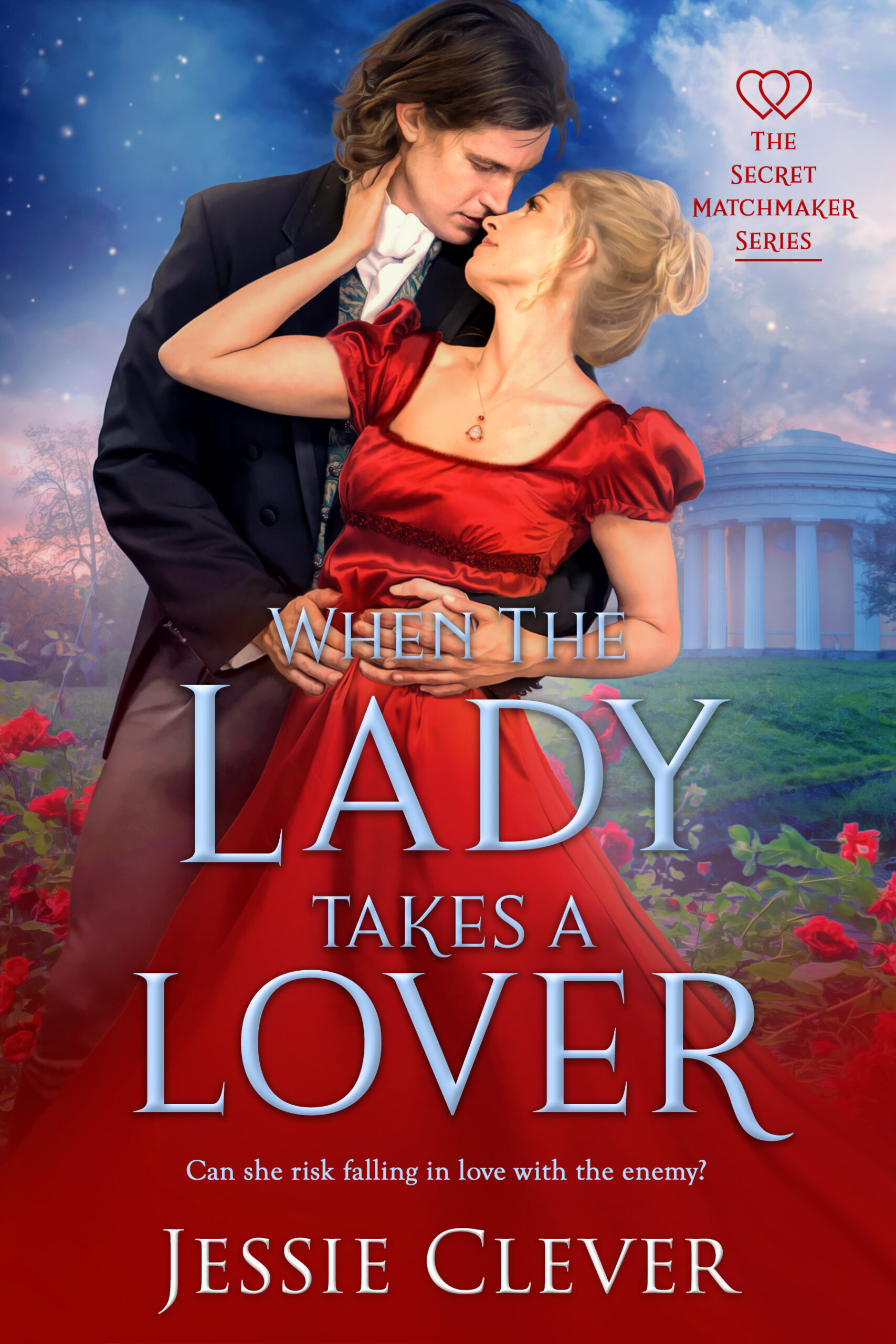 Now Available for Pre-Order: When the Lady Takes a Lover